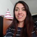 buscar mujeres solteras como Karen Flores