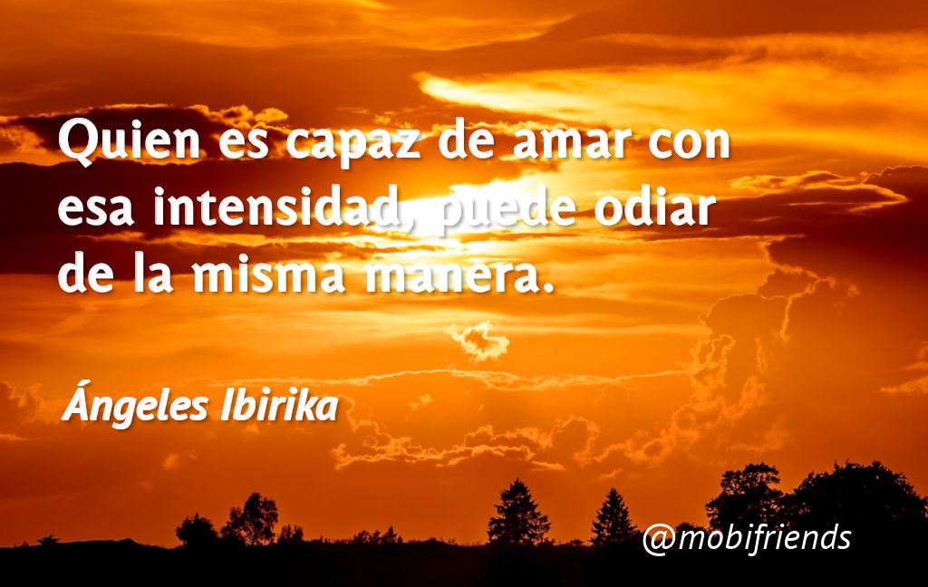 Frases De Amor De Angeles Ibirika Mobifriends