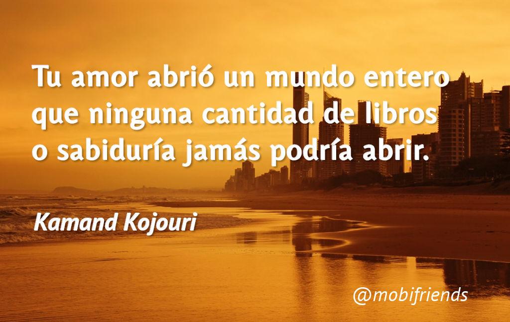 Amor Abrir Mundo Sabiduria Libros