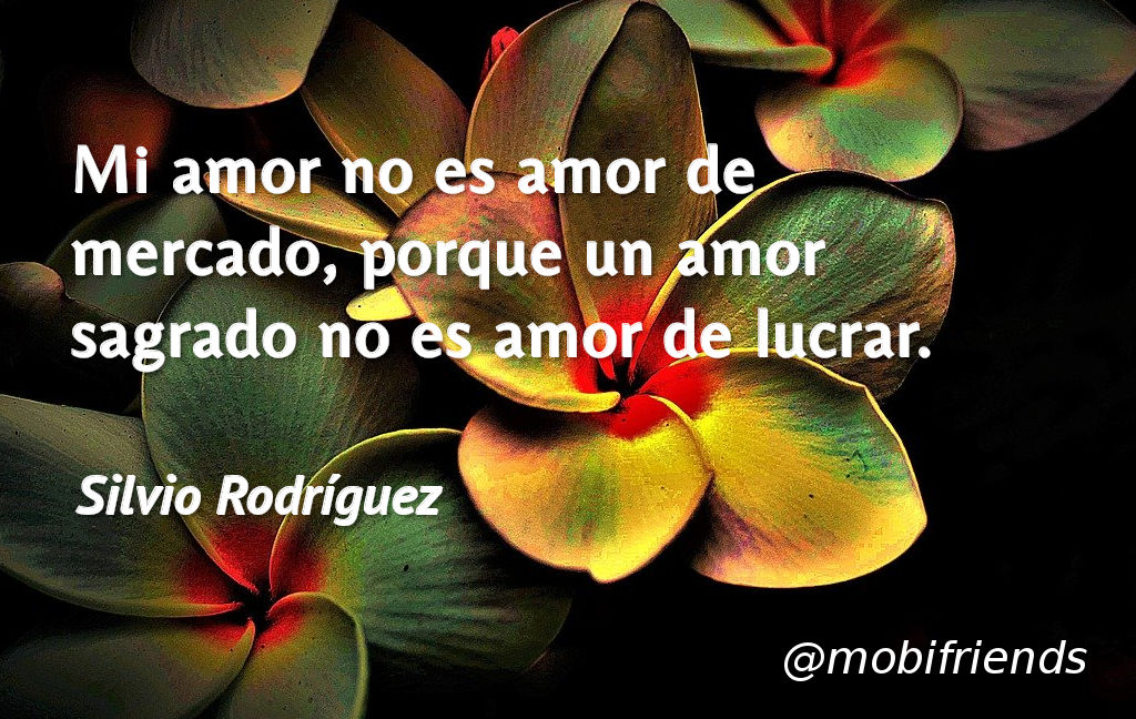 Amor Amantes Sagrado Cancion Poema
