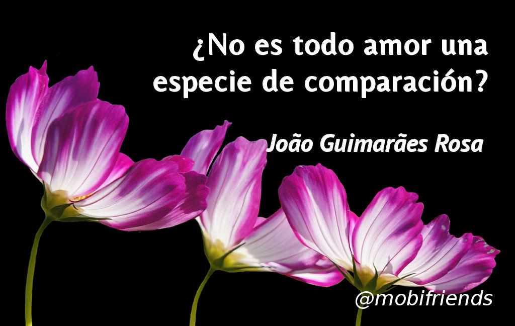 Amor Comparacion Nosotros Otros Ser