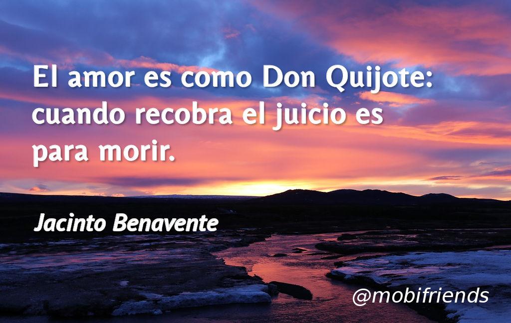Amor Don Quijote Juicio Morir