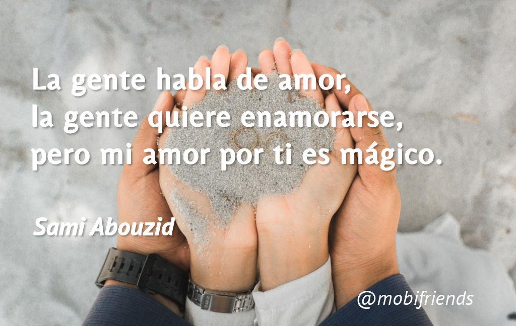 Amor Enamorarse Magia Tu Yo