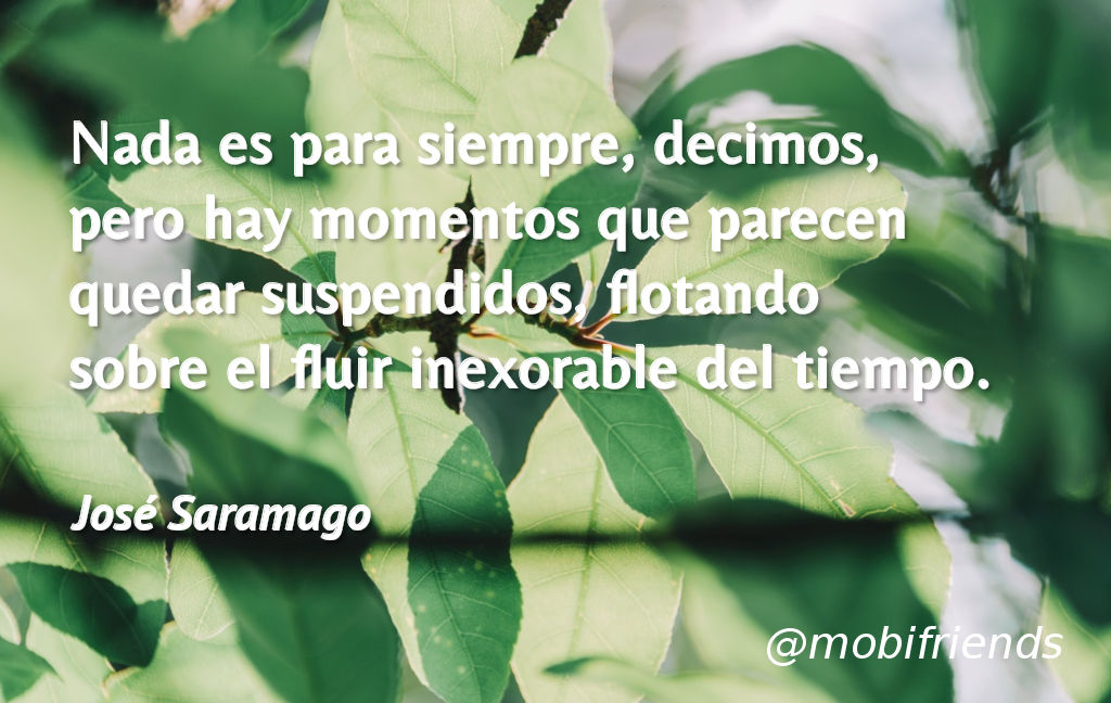 Frases De Amor De José Saramago Mobifriends