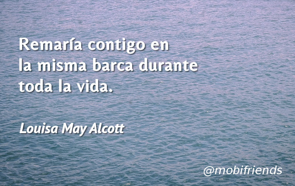 Frases De Amor De Louisa May Alcott Mobifriends