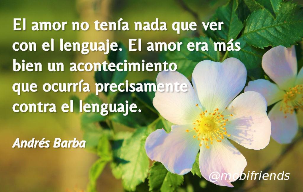 Amor Lenguaje Palabras Silencios