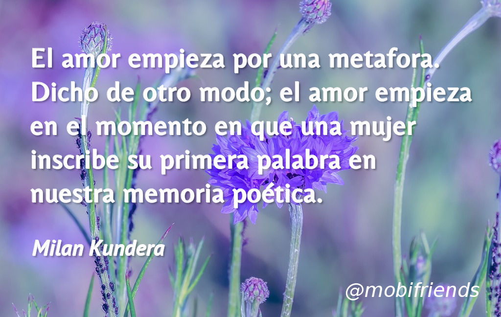 Amor Metafora Mujer Hombre Poesia