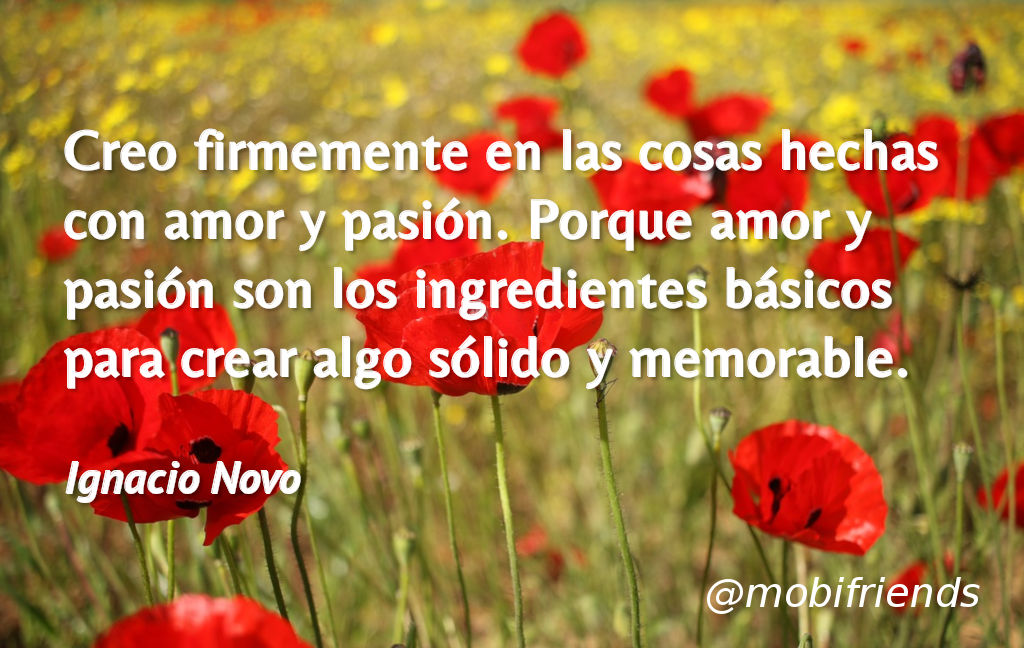 Amor Pasion Ingredientes Crear Relacion