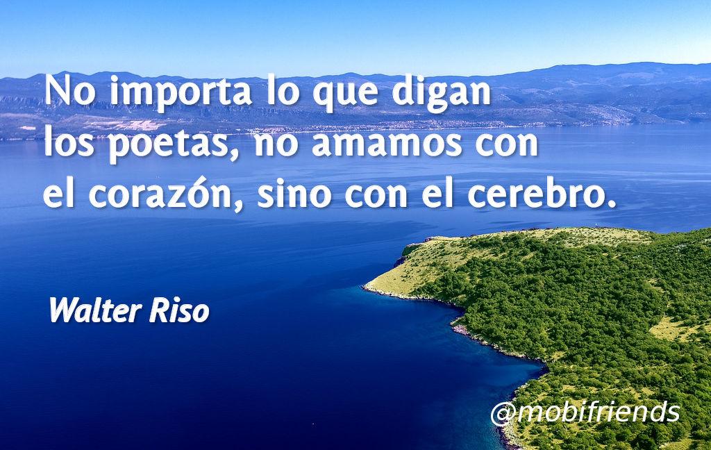 Amor Poetas Amar Corazon Cerebro