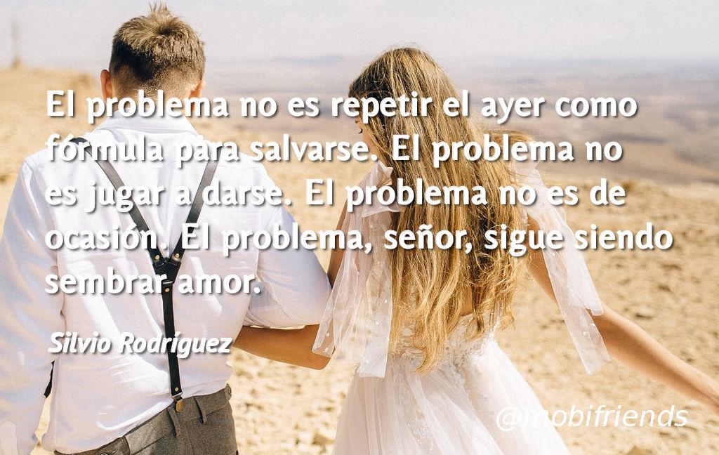 Amor Sembrar Repeticion Darse Relaciones