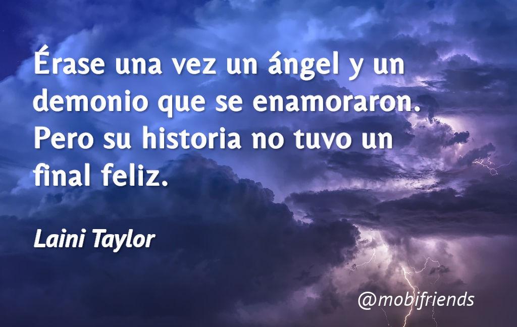 Angel Demonio Amor Imposible Final