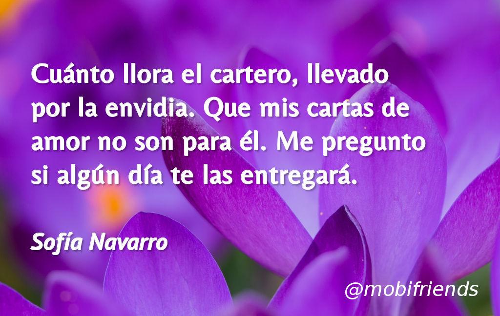 Frases De Amor De Sofía Navarro Mobifriends