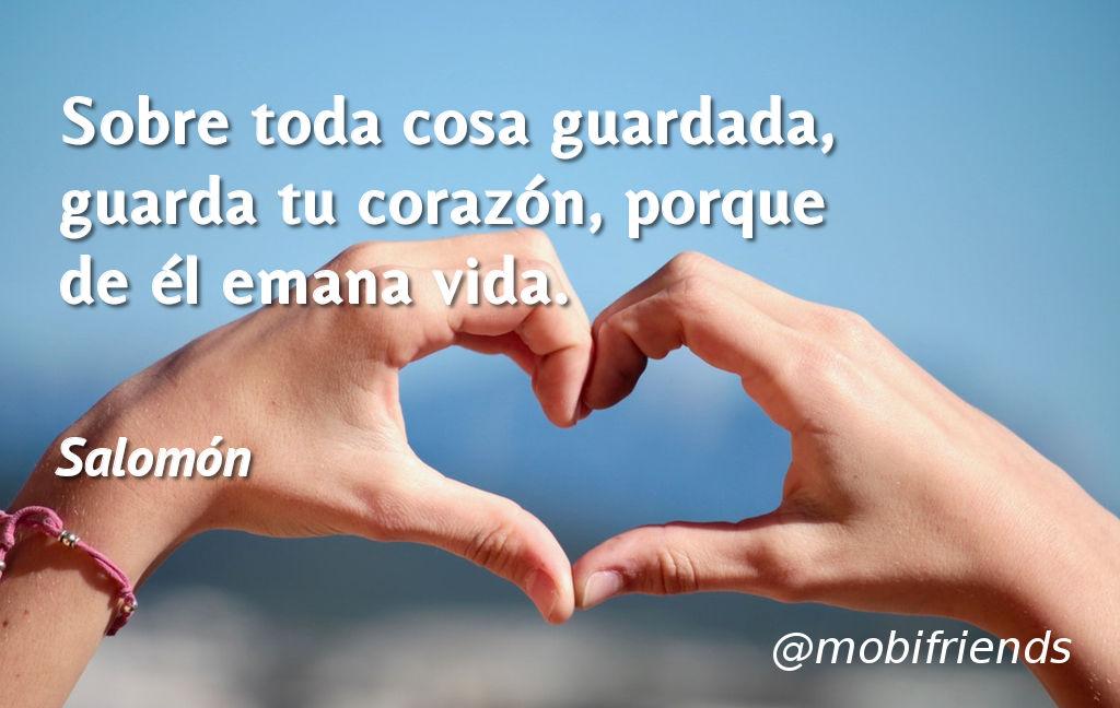 Corazon Conservar Vida Creacion Plenitud