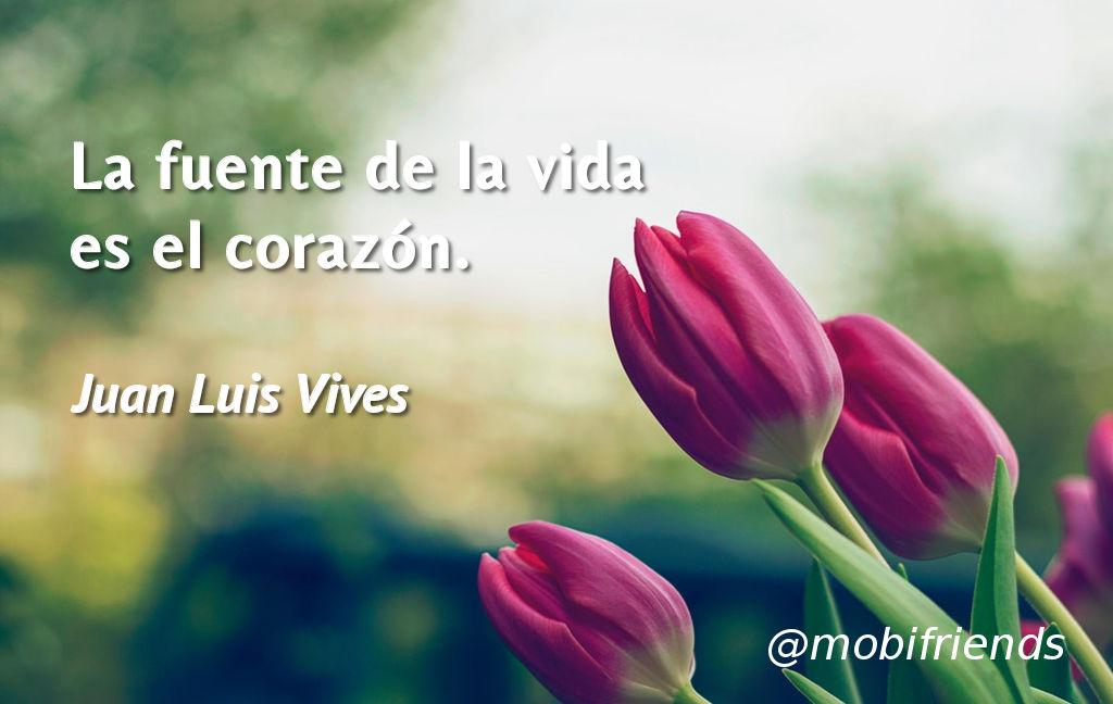 Frases De Amor De Juan Luis Vives Mobifriends