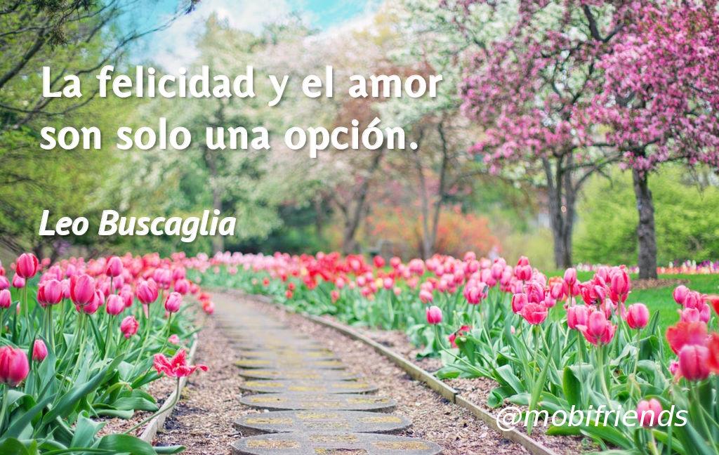 Felicidad Amor Opcion Decision Autoestima