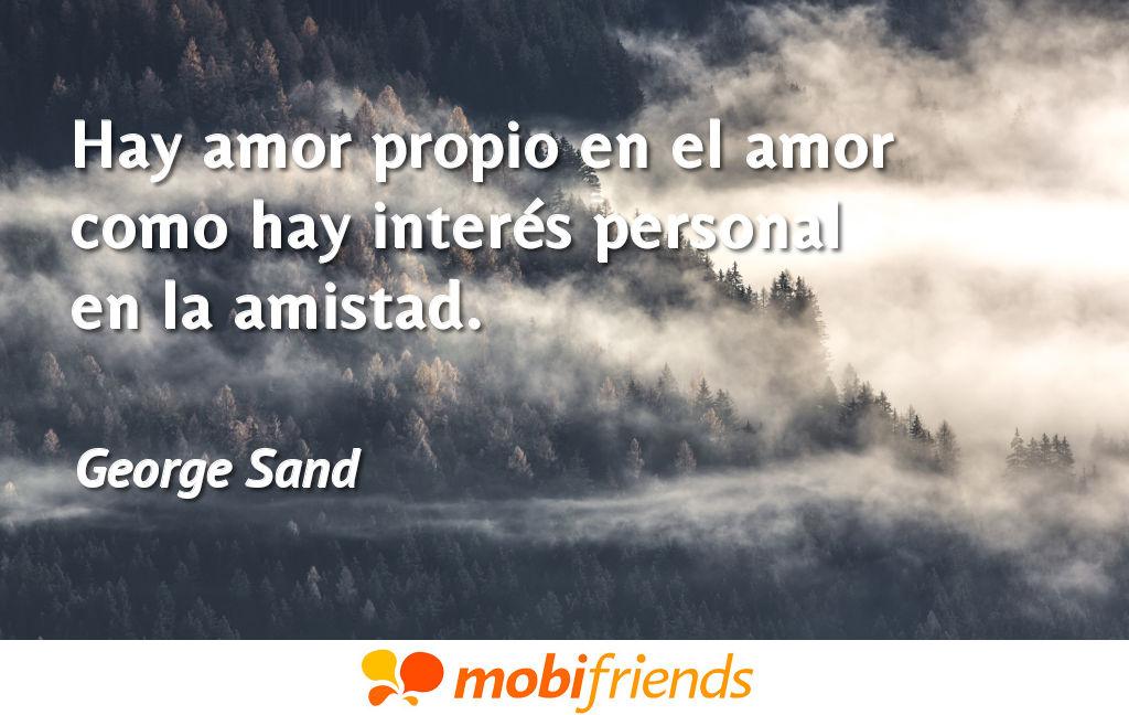 Hay Amor Propio En El Amor Como Hay Interes Frases De Amor