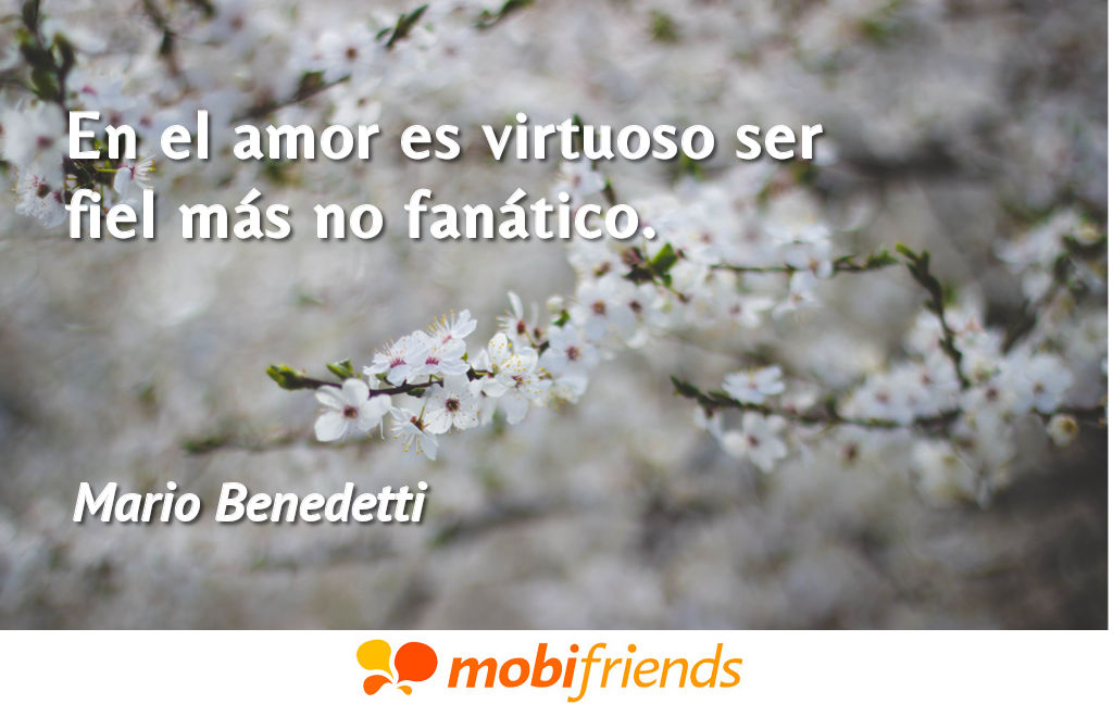 Frases De Amor Sobre Fidelidad Mobifriends