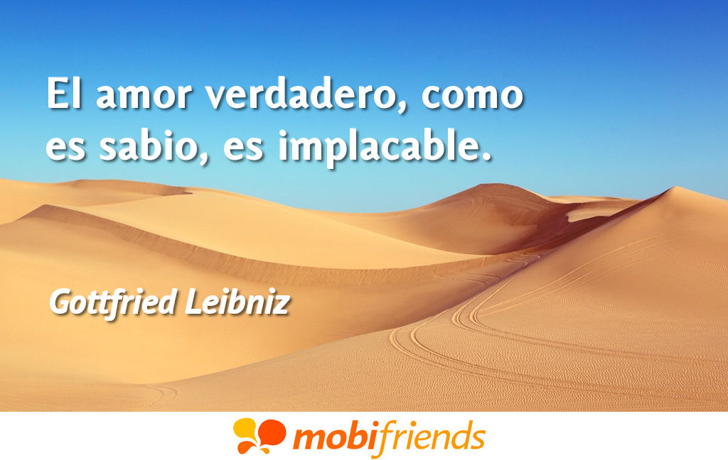 Frases amor cortas implacable