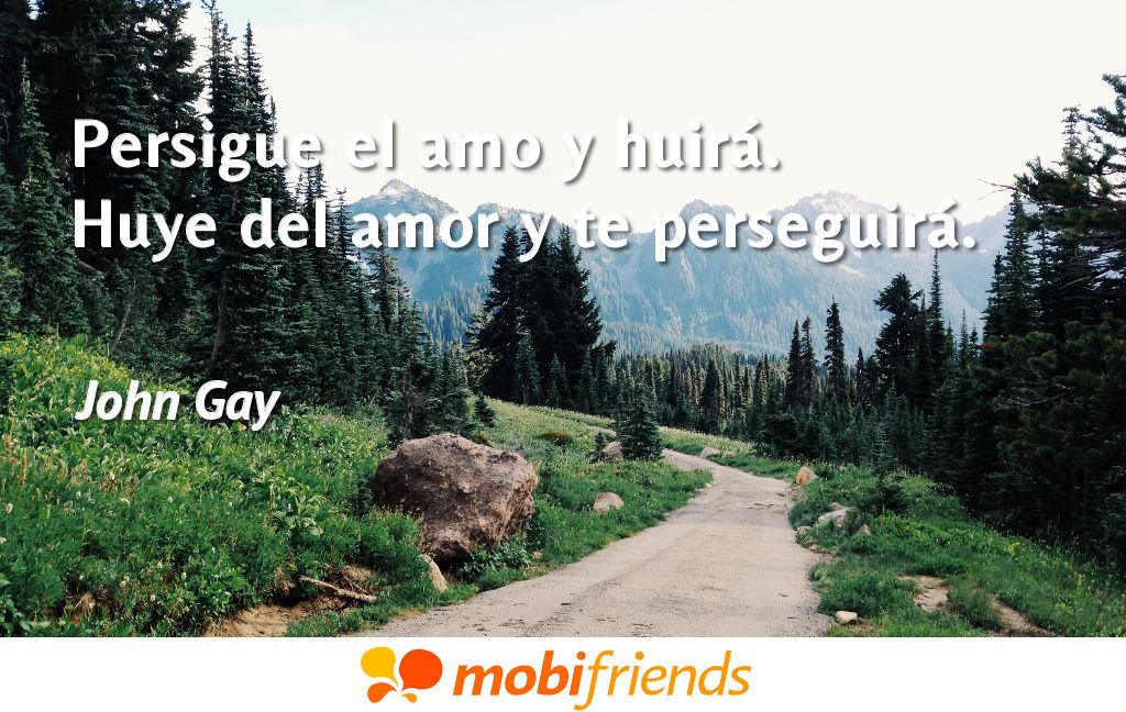 Frases De Amor De John Gay Mobifriends