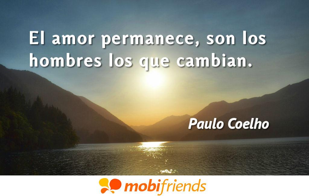 El Amor Permanece Son Los Hombres Los Que Frases De Amor