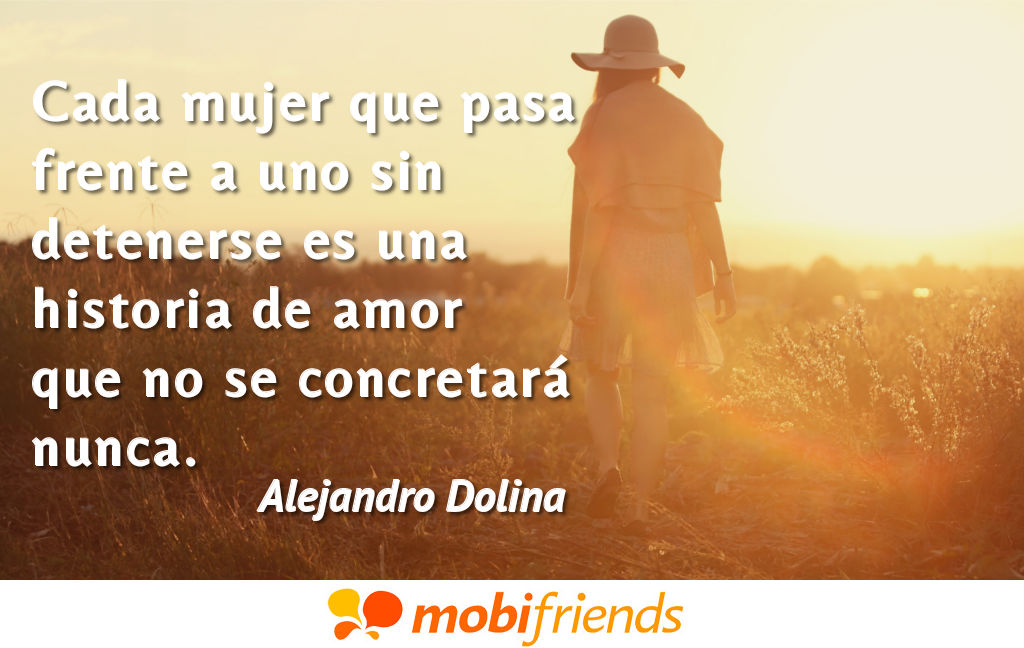Frases amor imposible desencuentro