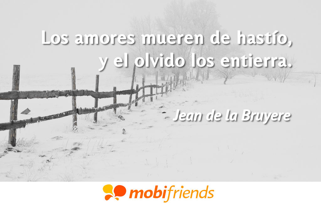 Frases amor imposible hastio