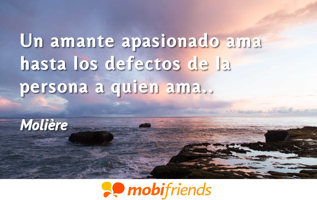 Frases amor novia defectos