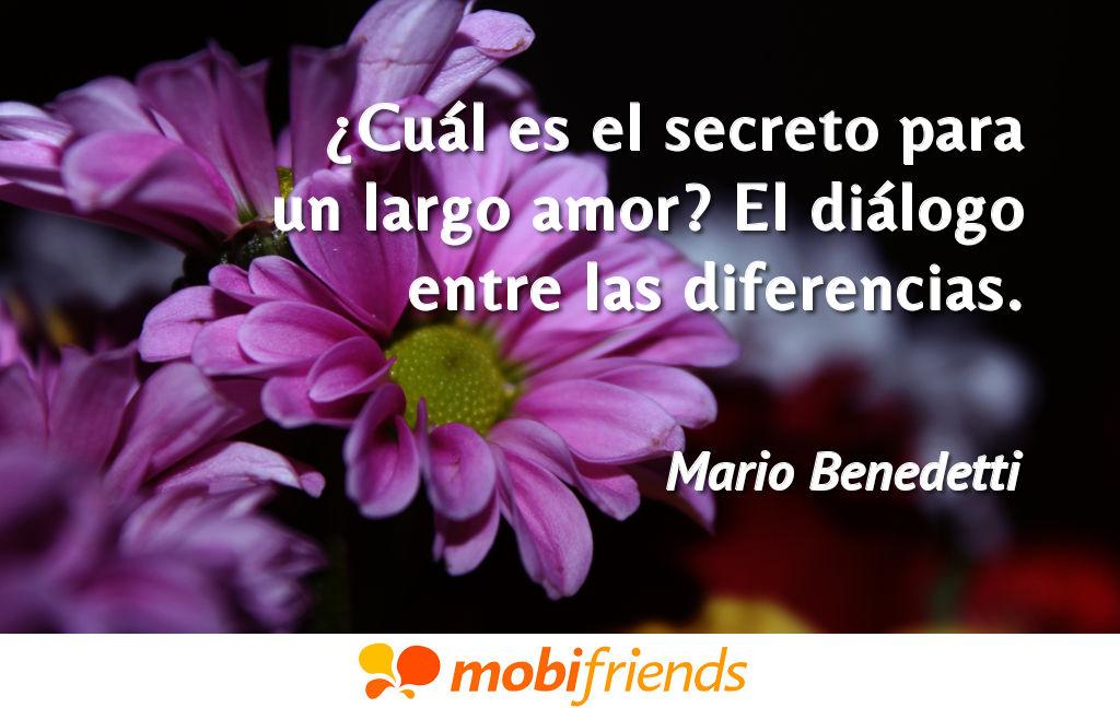 Cual Es El Secreto Para Un Largo Amor El Frases De Amor