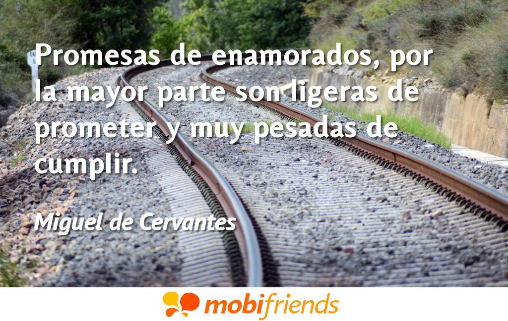 Frases De Amor Sobre Promesas Mobifriends