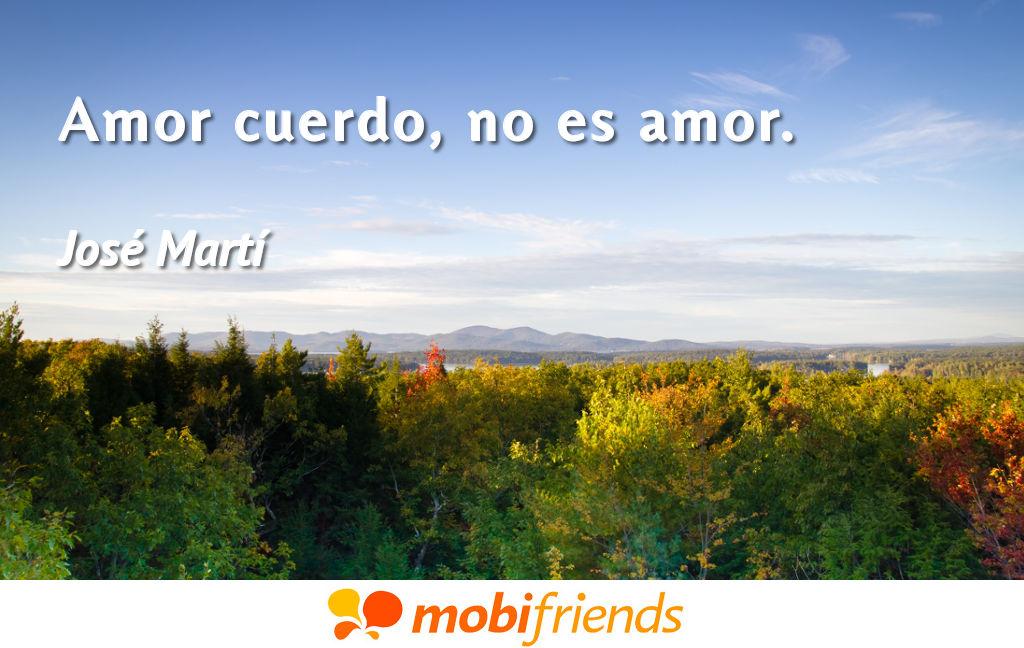 Frases De Amor De Jose Marti Mobifriends