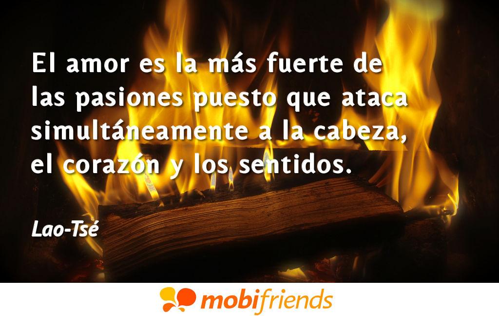 Frases De Amor De Lao Tsé Mobifriends