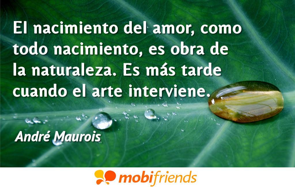 Frases De Amor Sobre Naturaleza Mobifriends