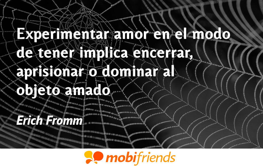 Frases reflexion amor posesion