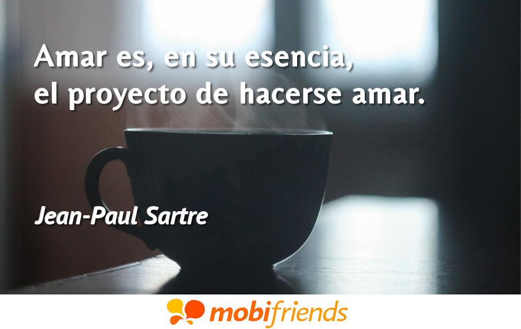 Frases reflexion amor proyecto