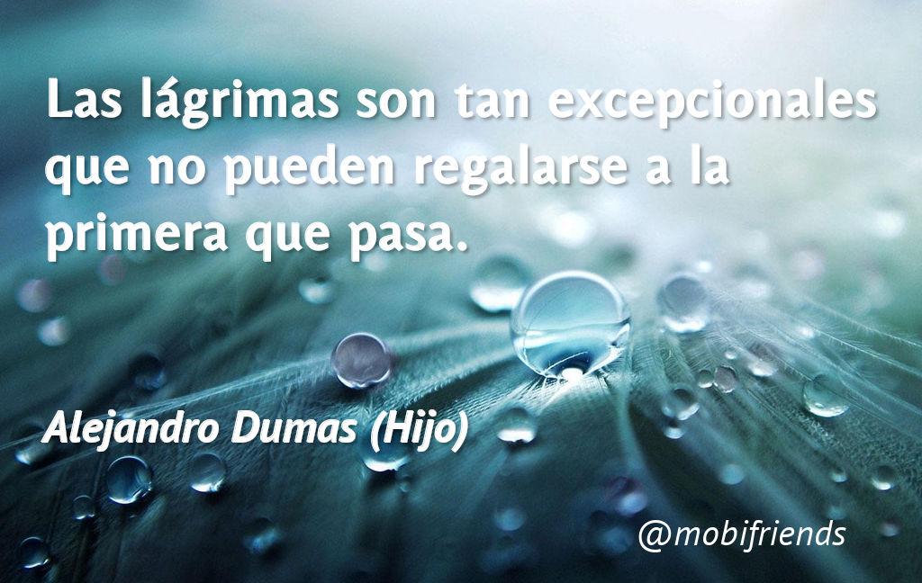 Lagrimas Excepcionales Regalo Especial Una