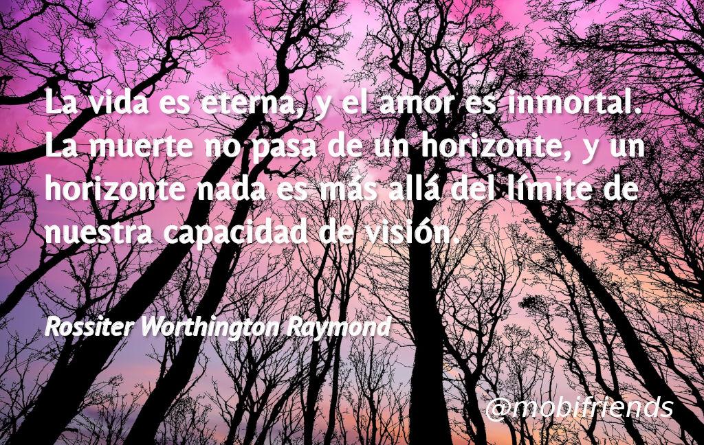 Vida Eterna Amor Inmortal Horizonte